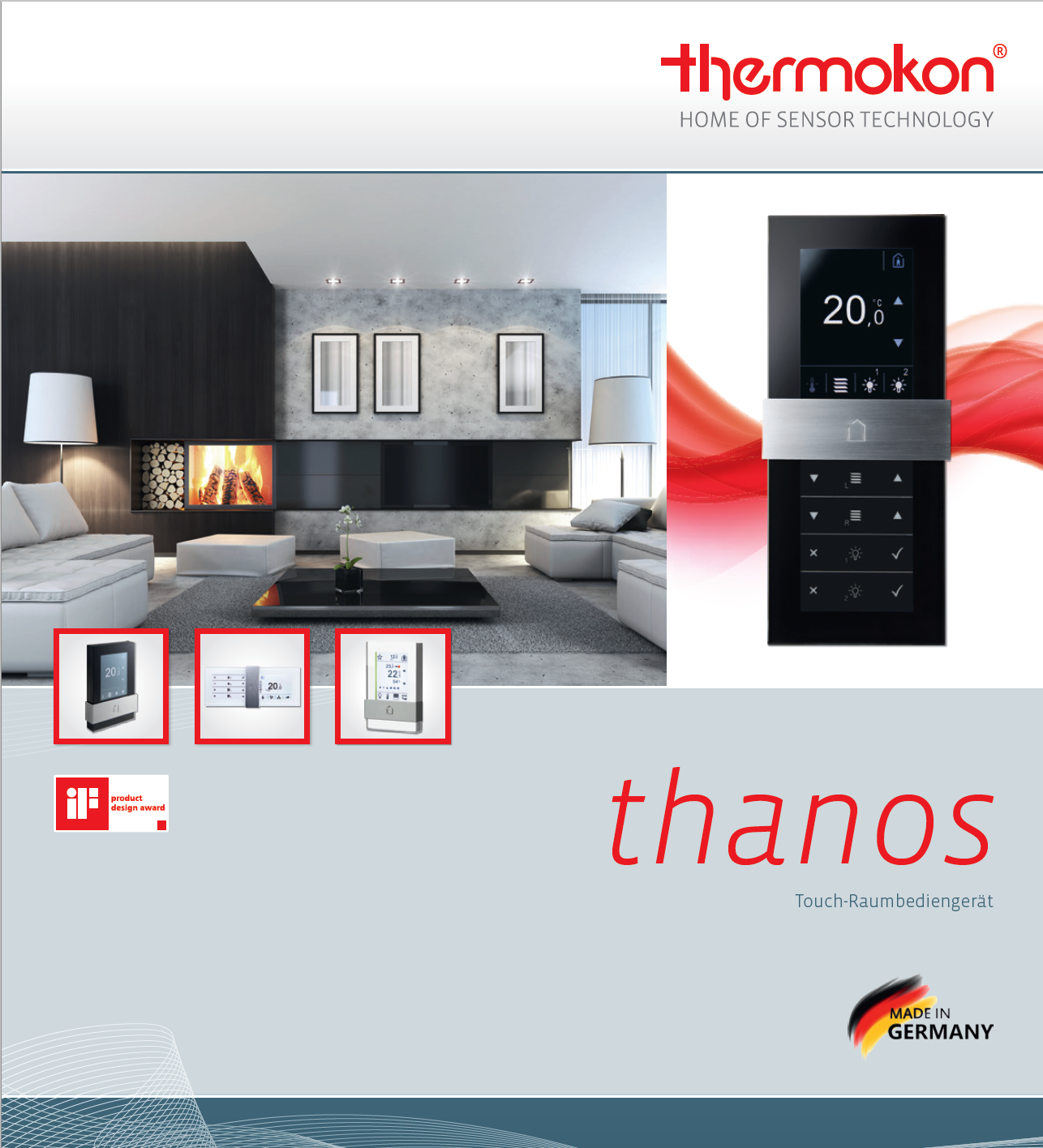 Панели Thanos