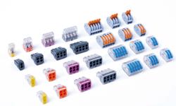 Электрические строительно монтажных клеммы Blox Connect